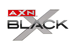 Logo TV AXN Black