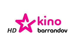 Logo TV Kino Barrandov HD