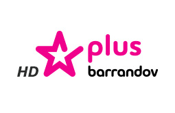 Logo TV Barrandov plus HD