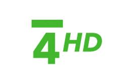 Logo TV ČT4 HD