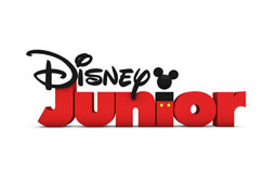 Logo TV Disney junior