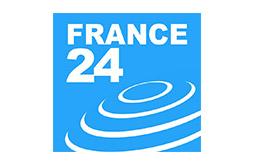 Logo TV France 24